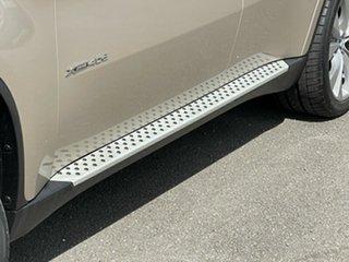 2013 BMW X6 E71 LCI MY1112 xDrive40d Coupe Steptronic Beige 8 Speed Sports Automatic Wagon