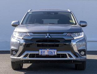 2019 Mitsubishi Outlander ZL MY20 PHEV AWD ES Grey 1 Speed Automatic Wagon Hybrid.