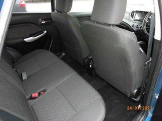 2018 Suzuki Baleno GL Blue Metallic 4 Speed Automatic Hatchback