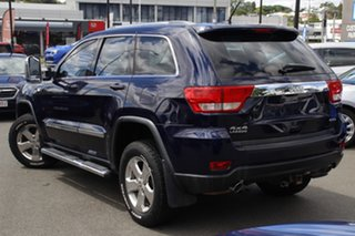 2012 Jeep Grand Cherokee WK MY2012 Limited Blue 5 Speed Sports Automatic Wagon