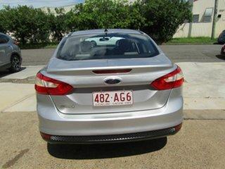 2014 Ford Focus LW MkII MY14 Ambiente PwrShift Silver 6 Speed Sports Automatic Dual Clutch Sedan.