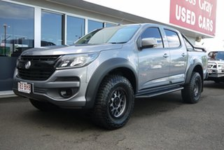 2018 Holden Colorado RG MY18 LS Pickup Crew Cab Grey 6 Speed Sports Automatic Utility
