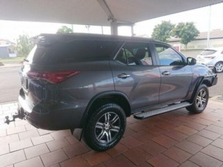 2017 Toyota Fortuner GUN156R GXL Graphite 6 Speed Automatic Wagon.