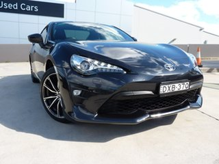 2018 Toyota 86 ZN6 GTS Graphite 6 Speed Manual Coupe.
