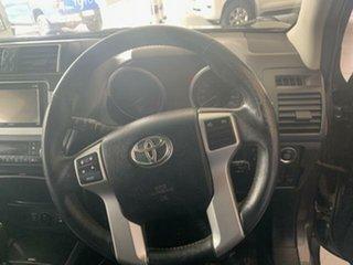 2014 Toyota Landcruiser Prado KDJ150R MY14 GXL (4x4) Grey 5 Speed Sequential Auto Wagon