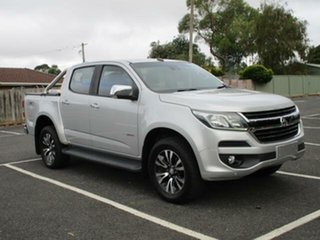 2017 Holden Colorado RG Turbo LTZ Silver Automatic CREWCAB UTILITY