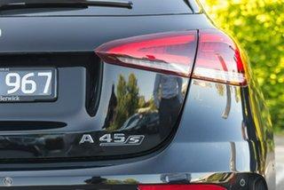2020 Mercedes-Benz A-Class W177 800+050MY A45 AMG SPEEDSHIFT DCT 4MATIC+ S Cosmos Black 8 Speed