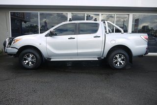 2014 Mazda BT-50 UP0YF1 XT 6 Speed Manual Utility