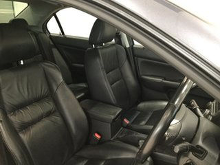 2003 Honda Accord Euro CL Luxury Black 5 Speed Automatic Sedan