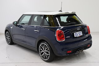2015 Mini Hatch F55 Cooper S Blue 6 Speed Sports Automatic Hatchback