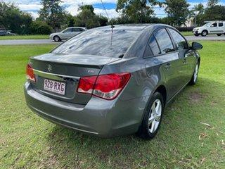 2011 Holden Cruze JH Series II MY11 CD Grey 6 Speed Sports Automatic Sedan