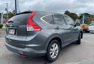 2014 Honda CR-V RM MY14 DTi-S 4WD Grey 6 Speed Manual Wagon