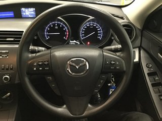 2013 Mazda 3 BL10F2 MY13 Neo Crystal White Pearl 6 Speed Manual Hatchback
