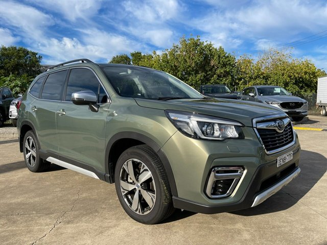 Used Subaru Forester S4 MY18 2.5i-S CVT AWD Glendale, 2018 Subaru Forester S4 MY18 2.5i-S CVT AWD Green 6 Speed Constant Variable Wagon