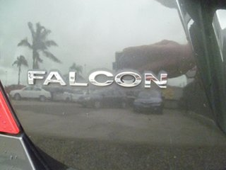 2010 Ford Falcon FG XT Grey 4 Speed Sports Automatic Sedan