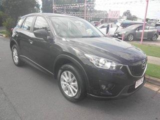 2013 Mazda CX-5 KE SERIES  Maxx Sport Black 6 Speed Automatic Wagon.