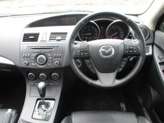 2011 Mazda 3 BL10L2 SP25 Black Automatic Sedan
