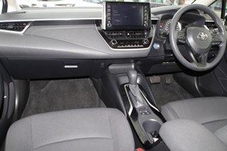 2019 Toyota Corolla ZWE211R Ascent Sport E-CVT Hybrid Glacier White 10 Speed Constant Variable Sedan