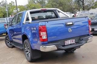 2017 Holden Colorado RG MY17 LTZ Pickup Crew Cab Blue 6 Speed Sports Automatic Utility