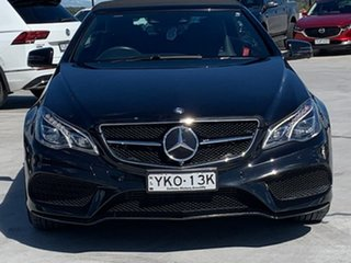 2016 Mercedes-Benz E-Class A207 807MY E250 7G-Tronic + Black 7 Speed Sports Automatic Cabriolet