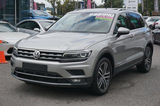 2019 Volkswagen Tiguan 5N MY19.5 162TSI DSG 4MOTION Highline Silver 7 Speed