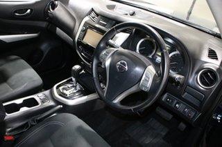 2018 Nissan Navara D23 Series II ST (4x4) Blue 7 Speed Automatic Dual Cab Utility