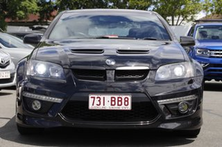 2010 Holden Special Vehicles ClubSport E Series 2 R8 Black 6 Speed Manual Sedan.