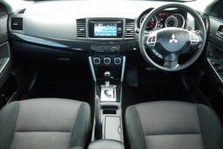 2017 Mitsubishi Lancer CF MY17 ES Sport Silver 6 Speed Constant Variable Sedan.