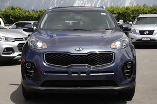 2016 Kia Sportage QL MY16 SLi 2WD Blue 6 Speed Sports Automatic Wagon.