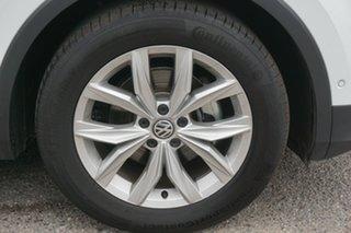 2019 Volkswagen Tiguan 5N MY19.5 110TSI DSG 2WD Comfortline White 6 Speed