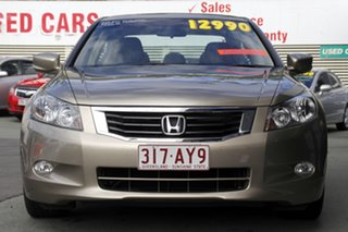 2008 Honda Accord 8th Gen VTi N1 5 Speed Sports Automatic Sedan