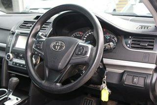 2015 Toyota Camry ASV50R MY15 Altise Diamond White 6 Speed Automatic Sedan