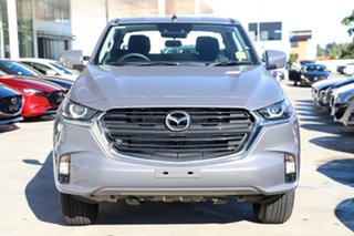 2020 Mazda BT-50 B30B XT (4x4) Concrete Grey 6 Speed Automatic Dual Cab Chassis.
