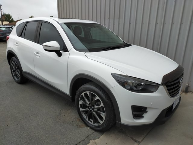 Used Mazda CX-5 KE1032 Grand Touring SKYACTIV-Drive AWD Horsham, 2015 Mazda CX-5 KE1032 Grand Touring SKYACTIV-Drive AWD 6 Speed Sports Automatic Wagon