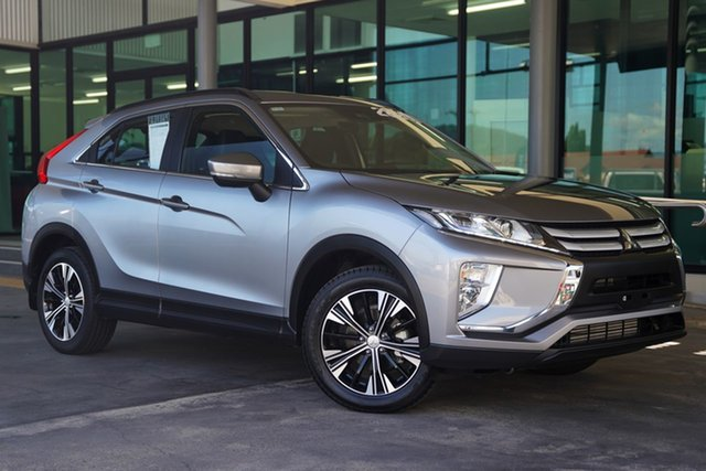 Used Mitsubishi Eclipse Cross YA MY19 ES 2WD Cairns, 2019 Mitsubishi Eclipse Cross YA MY19 ES 2WD Titanium Grey 8 Speed Constant Variable Wagon