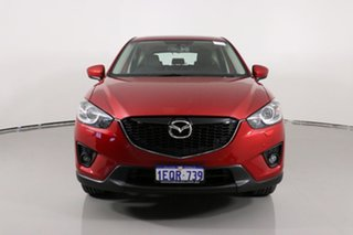 2014 Mazda CX-5 MY13 Upgrade Grand Tourer (4x4) Soul Red 6 Speed Automatic Wagon.
