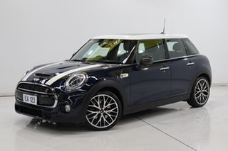 2015 Mini Hatch F55 Cooper S Blue 6 Speed Sports Automatic Hatchback.