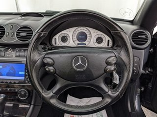 2008 Mercedes-Benz CLK-Class A209 MY08 CLK280 Avantgarde Grey 7 Speed Automatic Cabriolet