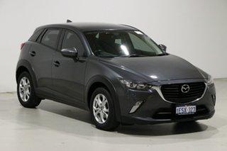 2015 Mazda CX-3 DK Maxx (FWD) Grey 6 Speed Automatic Wagon