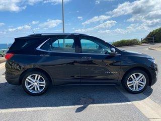 2017 Holden Equinox EQ MY18 LTZ FWD Black 9 Speed Sports Automatic Wagon.