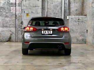 2013 Kia Cerato TD MY13 SI Grey 6 Speed Manual Hatchback