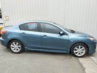 2011 Mazda 3 BL10F1 MY10 Maxx Activematic Sport 5 Speed Sports Automatic Sedan