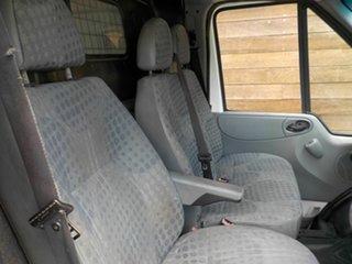 2010 Ford Transit VM Low Roof SWB White 6 Speed Manual Van