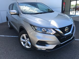 2020 Nissan Qashqai J11 Series 3 MY20 ST+ X-tronic Silver 1 Speed Constant Variable Wagon.