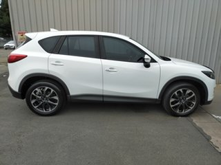 2015 Mazda CX-5 KE1032 Grand Touring SKYACTIV-Drive AWD 6 Speed Sports Automatic Wagon.