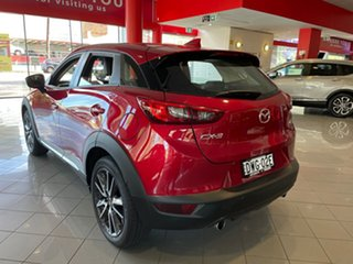 2018 Mazda CX-3 DK2W7A Akari SKYACTIV-Drive Red 6 Speed Sports Automatic Wagon