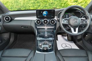 2019 Mercedes-Benz C-Class W205 800MY C300 9G-Tronic e Selenite Grey 9 Speed Sports Automatic Sedan