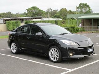 2011 Mazda 3 BL10L2 SP25 Black Automatic Sedan.