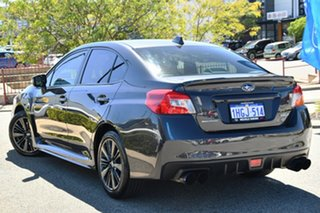 2014 Subaru WRX V1 MY15 AWD Dark Grey 6 Speed Manual Sedan.