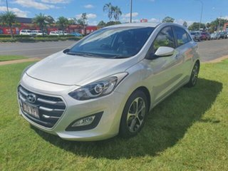 2015 Hyundai i30 Sleek Silver 6 Speed Automatic.